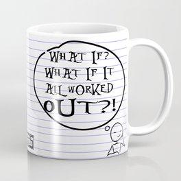 Think about it Coffee Mug