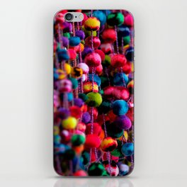 Color Fluffs iPhone Skin
