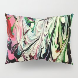 Psychedelic Flow Pillow Sham