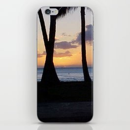 Hawaii #3 iPhone Skin