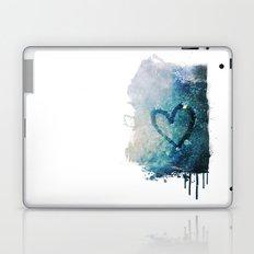 Icy Heart Laptop & iPad Skin