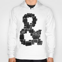 ampersand Hoodies featuring Ampersand by Jorge Garza