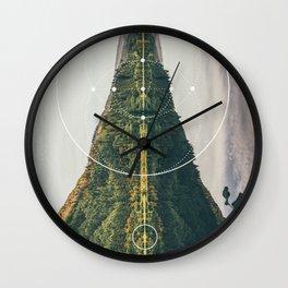 Goddess #1 Wall Clock