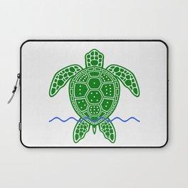 Magic Square Turtle Laptop Sleeve