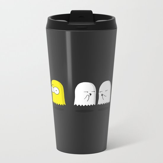 Bart Metal Travel Mug