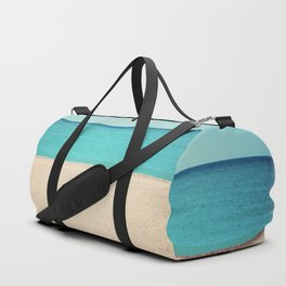 A Beautiful Spring Day at the Beach III Duffle Bag