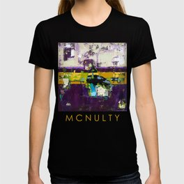 Controversy Prince Deep Purple Abstract Painting Modern Art T-shirt