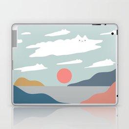 Cat Landscape 23 Laptop & iPad Skin