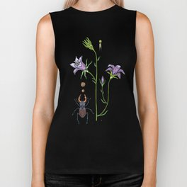 little spreading bellflower Biker Tank