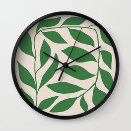 Ivy Squared Wall Clock