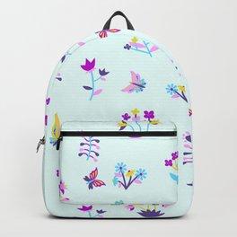 Mod Ditsy Floral Backpack