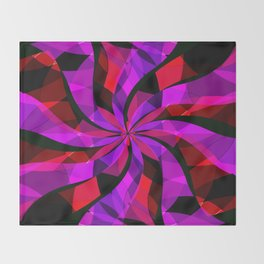 Meditation Mecca Throw Blanket