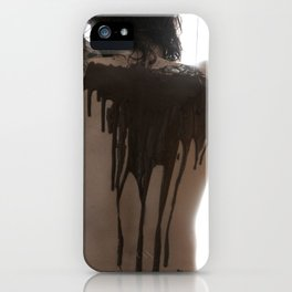 Chocolate Shower iPhone Case