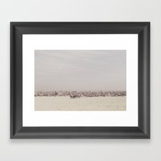 Dusty History Framed Art Print