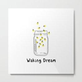 Waking Dream Metal Print