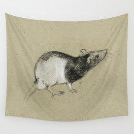 Rat Wall Tapestry