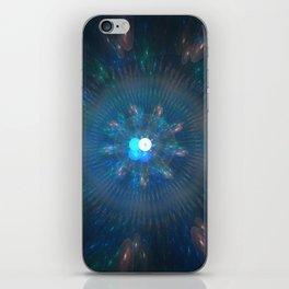 Helium iPhone Skin