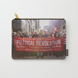 A Political Revolution Carry-All Pouch