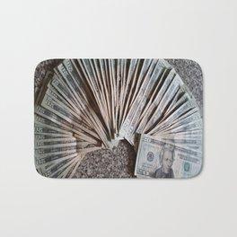 History and Money Bath Mat
