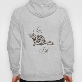 Love rat Hoody