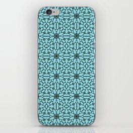 Island Paradise Lace iPhone Skin