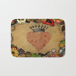 The Claddagh Bath Mat