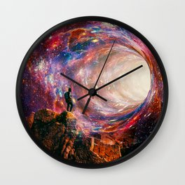 Nomad Wall Clock