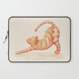 Yoga Cat Laptop Sleeve