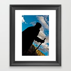 ReInvention at Zion Framed Art Print