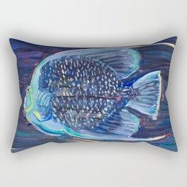 French Angel Rectangular Pillow