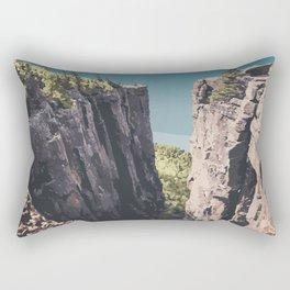 Sleeping Giant Provincial Park Rectangular Pillow