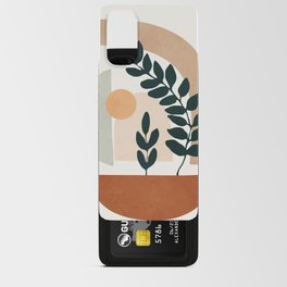Soft Shapes III Android Card Case