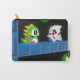 Inside Bubble Bobble Carry-All Pouch