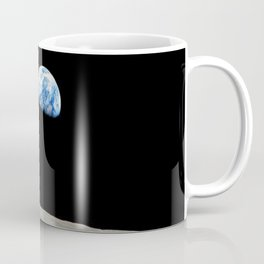 Earthrise High Resolution Coffee Mug