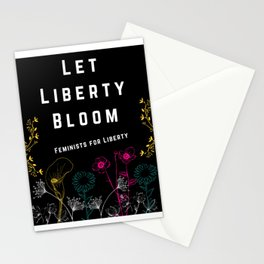 Liberty Garden Stationery Cards