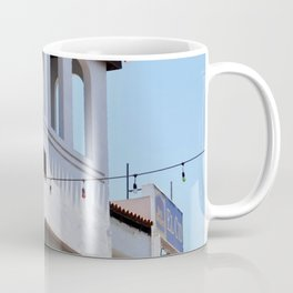 Mexican Architecture Coffee Mug