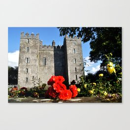 Bunratty Roses Canvas Print