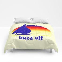 Buzz Off Comforters