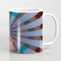 patriotic Mugs featuring Patriotic by Chris Cooch