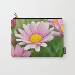 Daisy pink 090 Carry-All Pouch