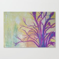 Abstract Landscape II Canvas Print