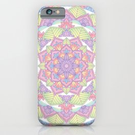 Mahayana Mandala iPhone Case