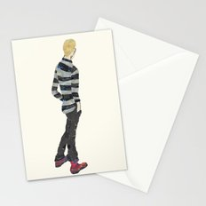 Back View Stationery Cards