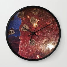 The Last Time You Looked at the Sky Wall Clock