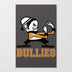 Bullies of Broad Street  Canvas Print