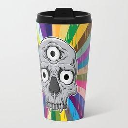 3 Eyed Jackass Travel Mug