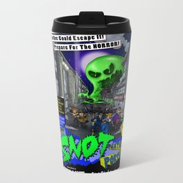 The Snot That Ate Port Harry poster Metal Travel Mug