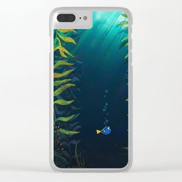 Finding Dory Clear iPhone Case