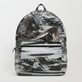 TEXTURES -- Troubled Waters Backpack
