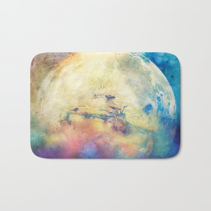 The MOON 3 Bath Mat